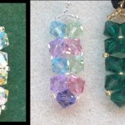 "Beading4perfectionists : The ""Workshop beginners pendant"" I was talking about beading tutorial"