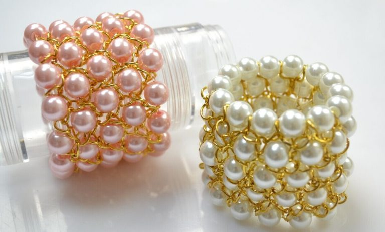 PandaHall Jewelry Making Tutorial Video--Make a Chain Bracelet with Pearl Beads for Bridesmaids