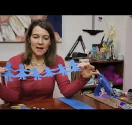 Paper Folding Crafts for Kids : Paper Folding Projects