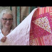 A Quick and easy Stitch to Quilt Your Quilt