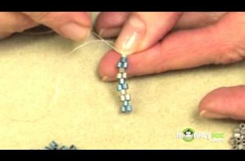 Beading Basics-Peyote Stitch