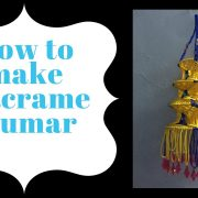 How to make macrame jhumar | step by step | Full video | wall piece