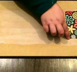 How to Decoupage With Mod Podge (without bubbles and wrinkles!!)