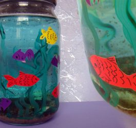 Aquarium - Kids Crafts
