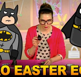 Batman Egg Craft & More Kids Crafts - Crafty Carol Compilation