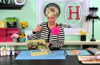 Heidi Swapp- Create to Remember:  Interactive Scrapbook Pages