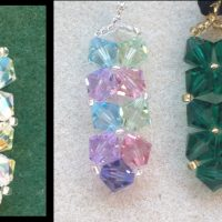 """Beading4perfectionists : The """"Workshop beginners pendant"""" I was talking about beading tutorial"""