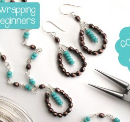Jewelry Making: Wire Wrapping for Beginners - Class Teaser / Promo!