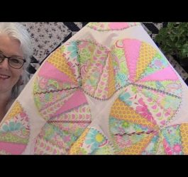 Crazy Quilting the Modern Way