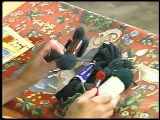 LEARN TO NEEDLEPOINT with Aurele de la Brosse