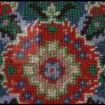 Beadpoint (beading on needlepoint canvas) Beads East