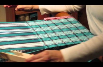Weaving towels