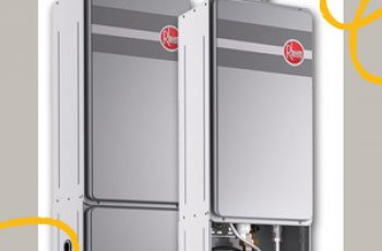 Rheem Propane Tankless Water Heater