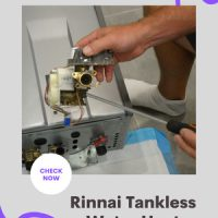 Rinnai Tankless Water Heater Parts