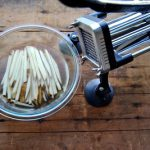 Shoestring French Fry Cutter