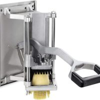 Wall Mounted French Fry Cutter